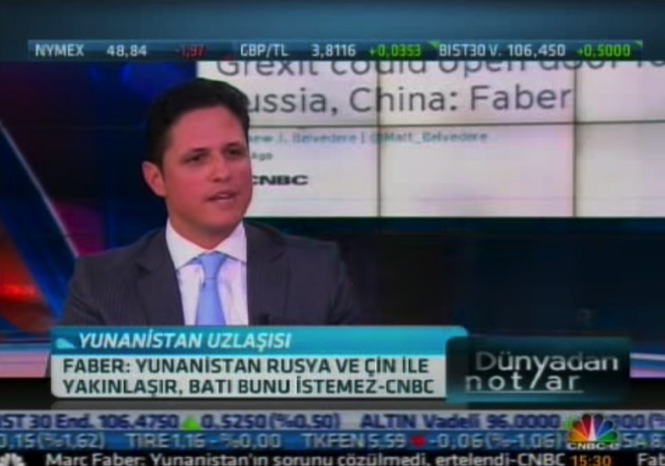 CNBC-E INTERVIEW / 23.02.2015
